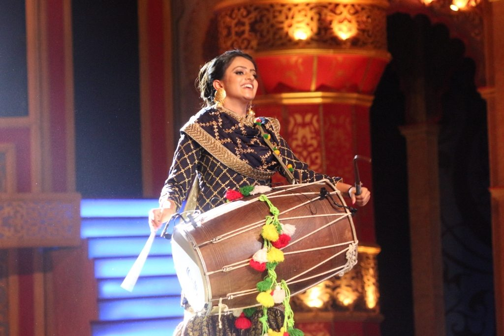 Jahan Geet Kaur - India's Youngest Female Dhol Player