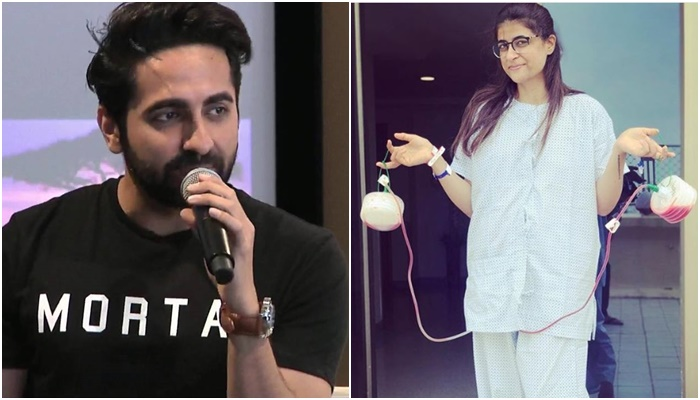 'Proud Of My Warrior Princess,' Ayushmann After His Wife Tahira Diagnosed With Stage 0 Cancer
