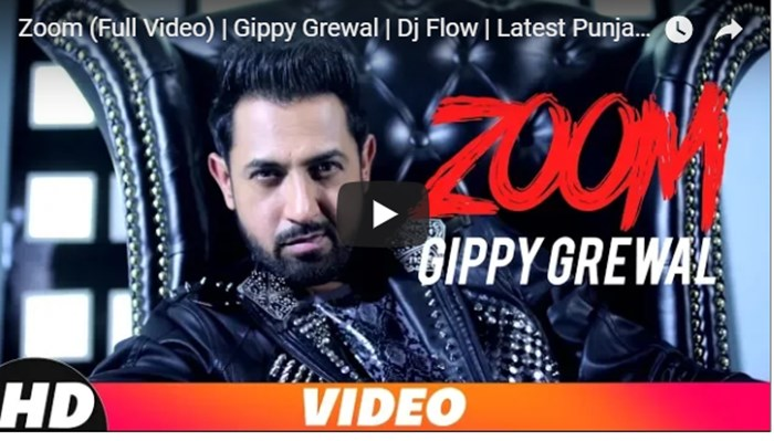 Gippy Grewal's Zoom Song Leaves Fans Confused.