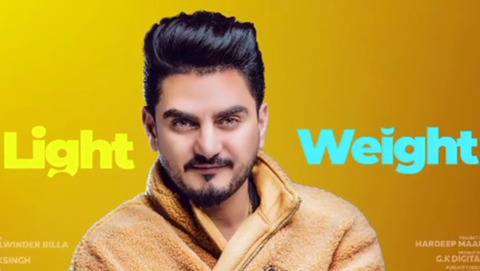 Kulwinder Billa's New Song 'Light Weight' Gets Release Date. Here're The Details