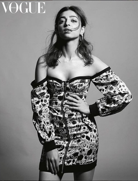 Radhika Apte shows off her glam side for Vogue
