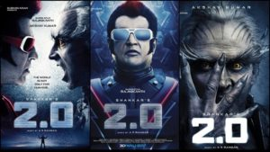 before the release 2.0 has made such a paltry 370 crore