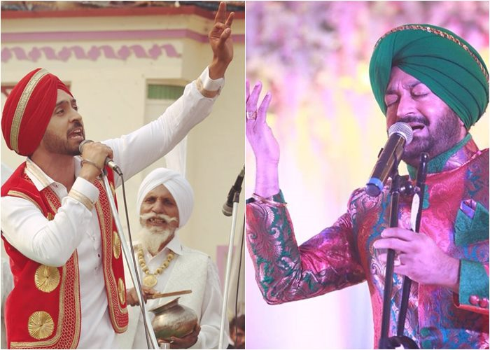 Diljit Dosanjh Pays An Ode To Living Legend Malkit Singh In His Style