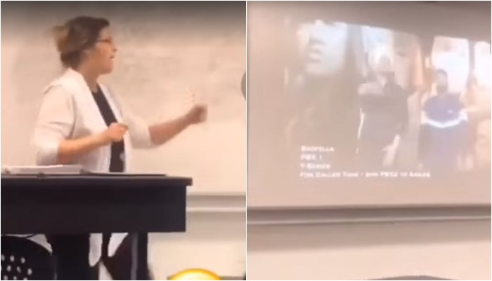 Video: Canadian Professor Grooves To Sidhu Moosewala's Song In Classroom