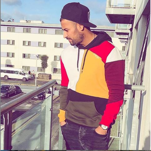 Garry Sandhu upload new video on instagram with his new song lifted