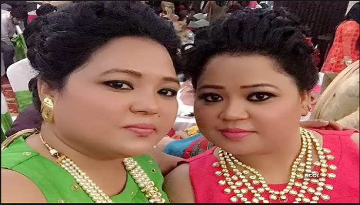 Bharti Singh and her sister Pinky