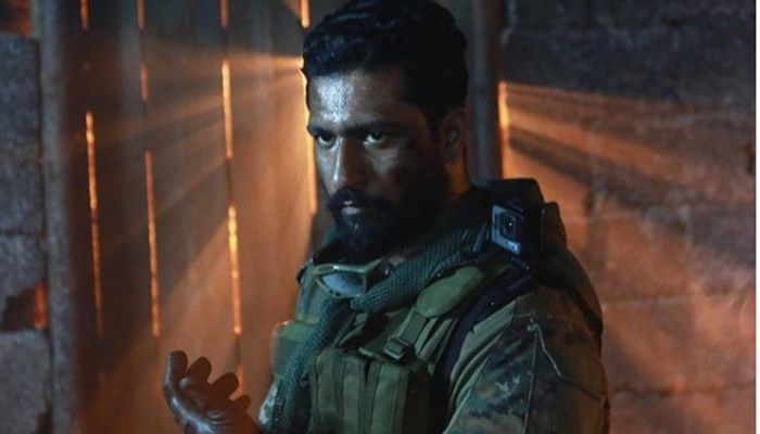 Vicky Kaushal Gets Hurt While Shooting Action Scene