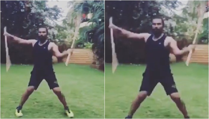 Randeep Hooda Performs 'Gatka', Spends 2 Years To Master The Sikh Martial Art