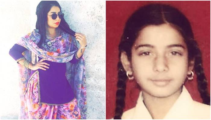 Jasmine Sandlas wants go back in time and give this advise to little Jasmine