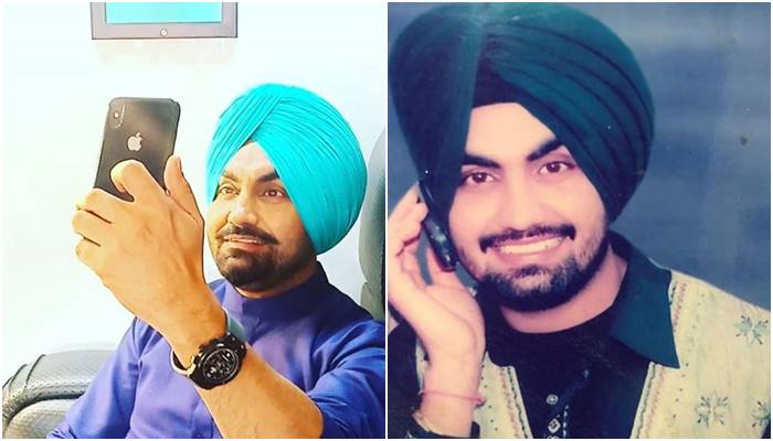 ravinder grewal share old picture and ask question to fans