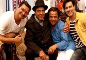 Dharmendra Deol doing a horror comedy movie bollywood