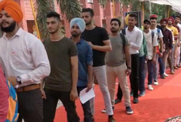 Mr Punjab 2019 Ludhiana Auditions: Gabrus Turning Up In Huge Numbers