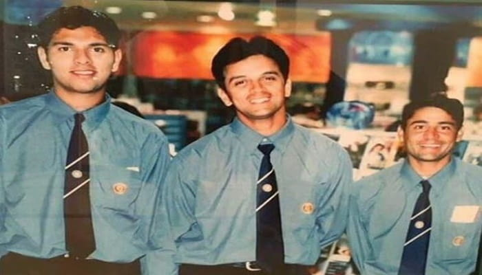 Yuvraj Singh Shares His Pic When He in For Indian Cricket Team