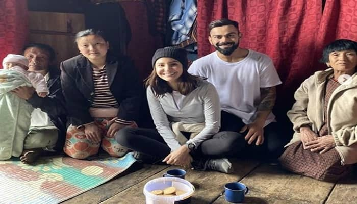 Anushka Sharma Shares Her Bhutan Vacation Photos With Virat Kohli