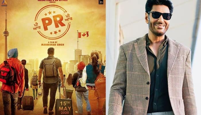 Harbhajan Mann's Next Movie PR Will Be Release Date 15th May 2020
