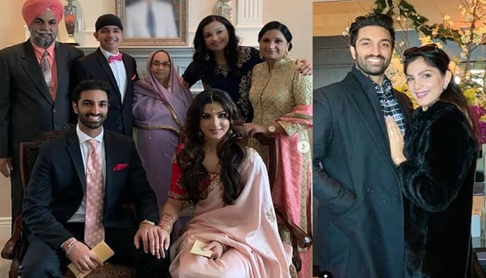 Monica Gill Shared Her Engagement Pictures With Gurshawn Sahota
