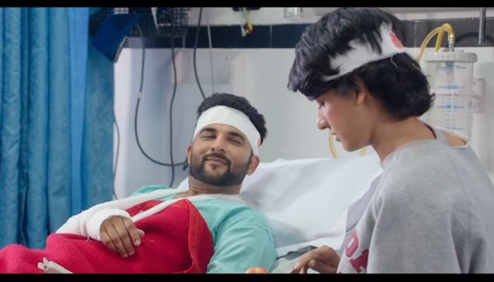 Do Not Miss The Hospital Romance In The Song 'Mera Jee' From 'Yaar Anmulle Returns'