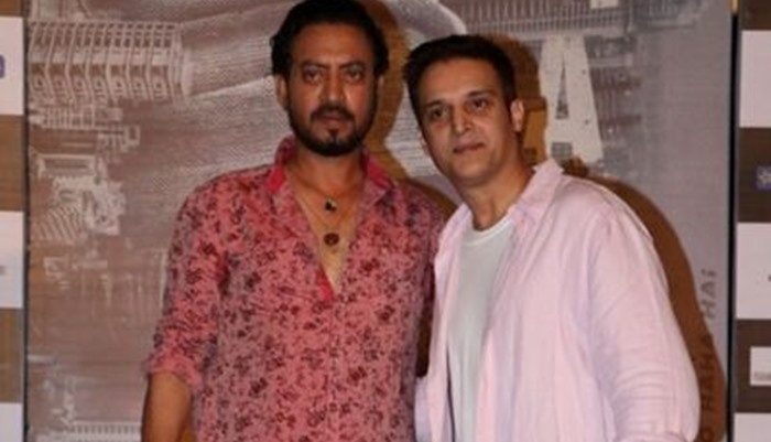 'My biggest regret is I couldn't even get to see you once in the last few years', Writes Jimmy Sheirgill On Remembering Irrfan Khan