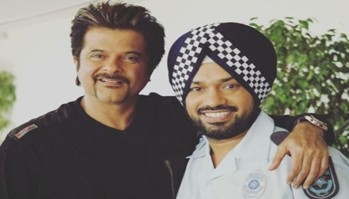 Gurpreet Ghuggi Shared His Old Pic With Anil Kapoor