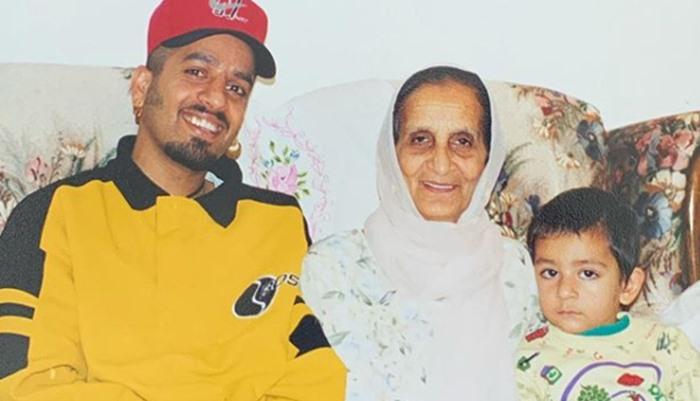 Jazzy B Shares A Flashback Picture On Social Media, Misses Mom