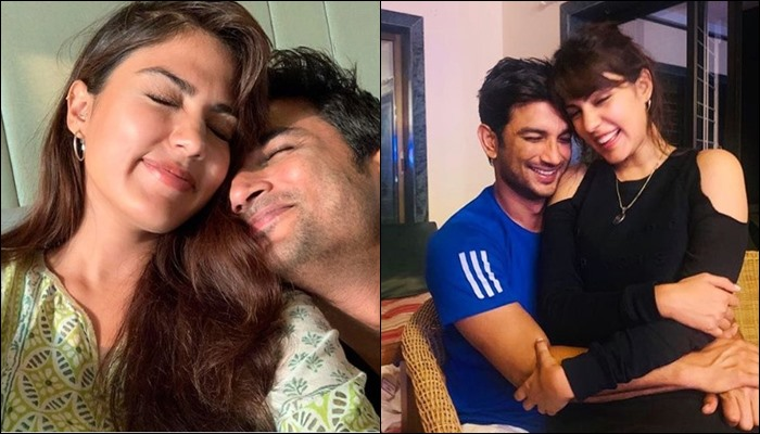 Rhea Chakraborty Gets Emotional As It's Been A Month To Sushant Singh Rajput's Death, Read Heartfelt Note