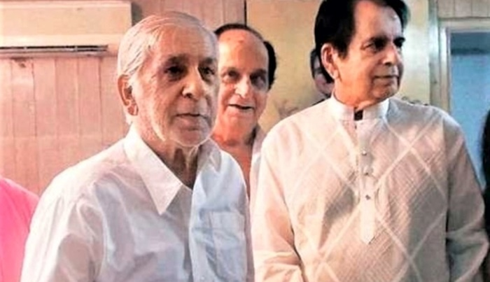 Dilip Kumar's Brother Aslam Khan Passes Away Due To Covid – 19