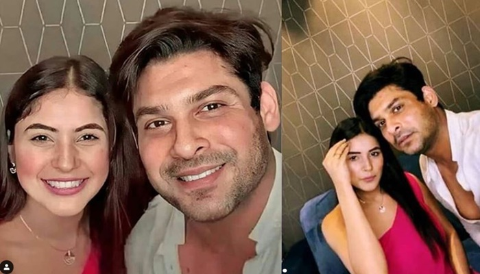 Shehnaaz Gill & Sidharth Shukla Come Together In Instagram Live Video