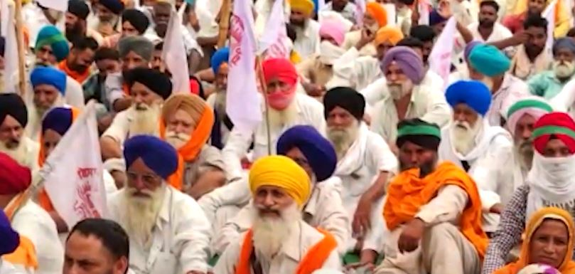 farmers protest against Agriculture ordinance