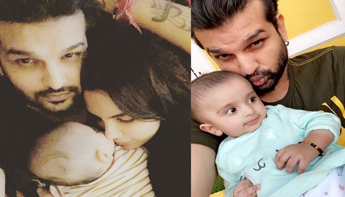 Yuvraaj Hans Shares New Picture Of His Son Hredaan