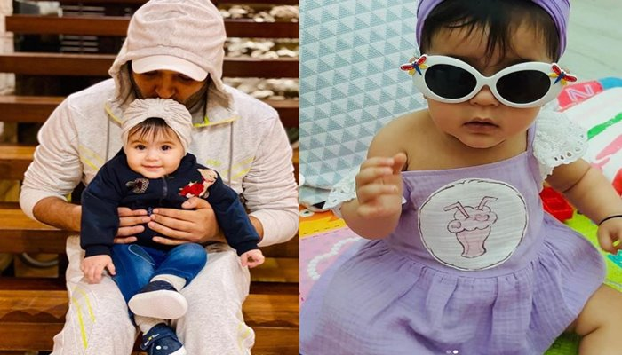 Daughters Day : Kapil Sharma Shares His Daughter Anayra New Pics