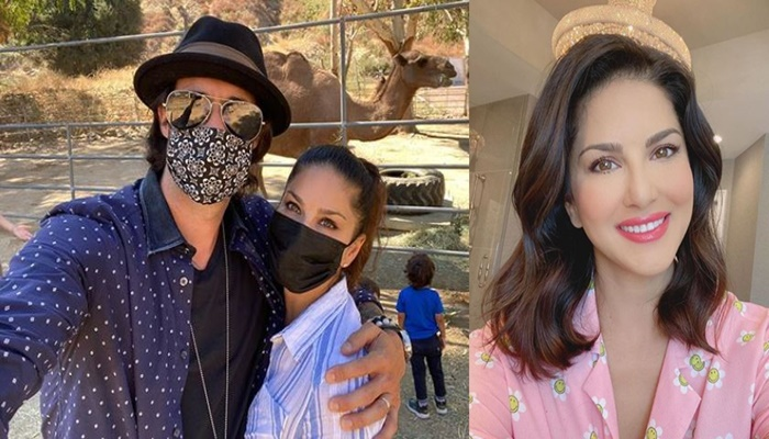 Sunny Leone Shares Beautiful Picture With Husband Daniel Weber
