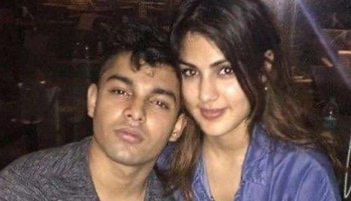 Rhea Chakraborty's Brother Arrested Over Drug Charges