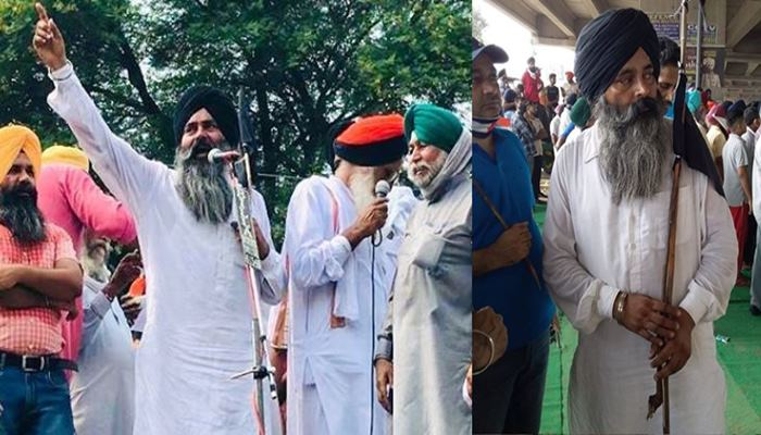 Malkeet Rauni Giving full support in the fight for farmers' rights