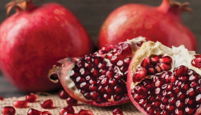 know about the health benefits of pomegranate and pomegranate peel