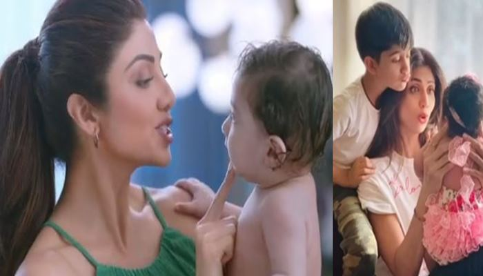 Shilpa Shetty Kundra Viral Picture With Cute Baby