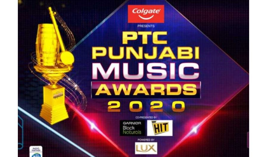 ptc punjabi music awards2020