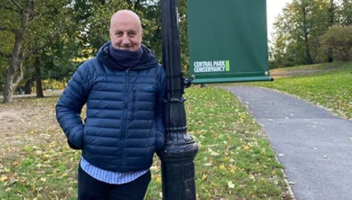 Anupam Kher Announces His Book On Covid-19