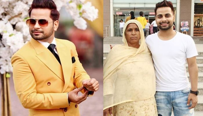 Raghveer Boli Shares Emotional Note for Mother On His Birthday