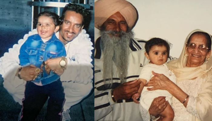 Jazzy B Wished Happy Birthday To His Daughter With lots of blessing