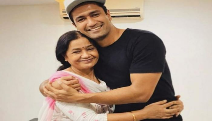 Vicky Kaushal Shares His Mother Pic And Wish her Happy Birthday
