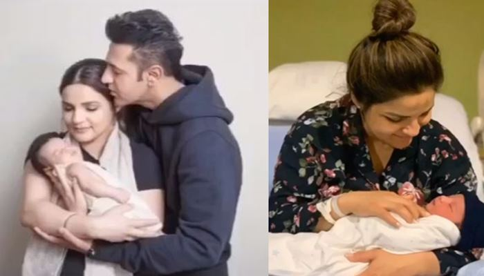 Gippy Grewal Shares Unseen Pictures Of Gurbaaz On First Birthday