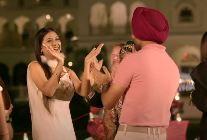 inside pic of satinder sataj new song qaseeda out now