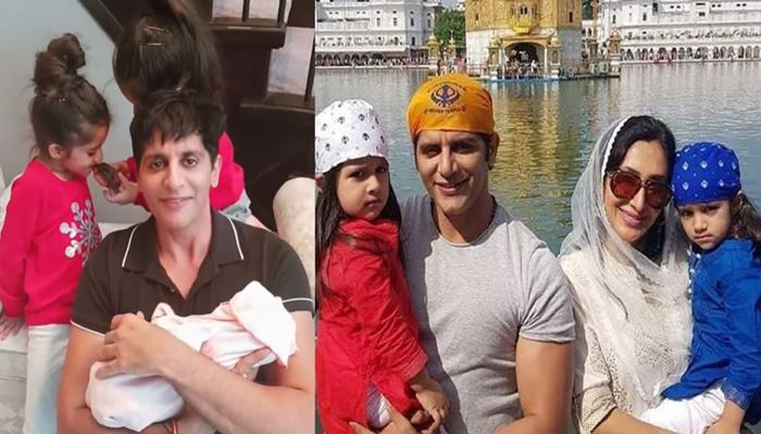 Tv Actor Karanvir Bohra And wife Teejay Sidhu blessed with a baby girl