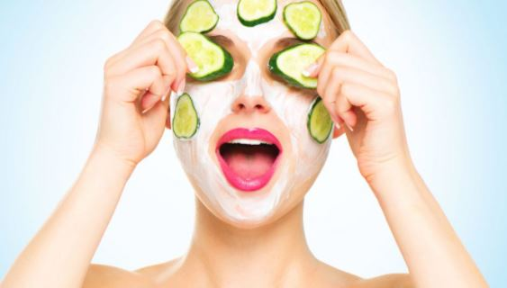 inside pic of cucumber for skin