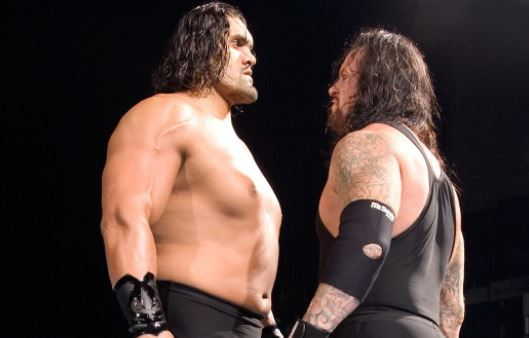 picture of the great khali