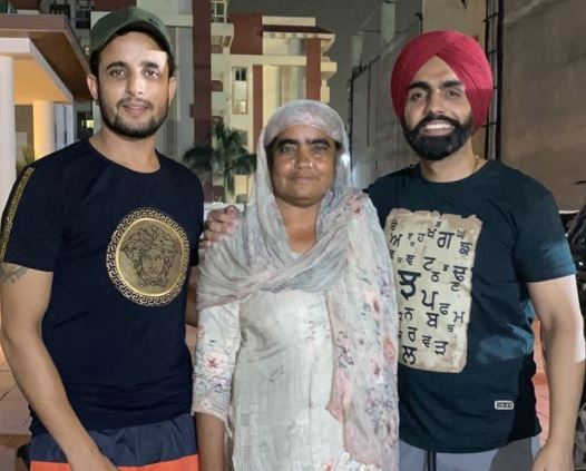 r nait with ammy virk