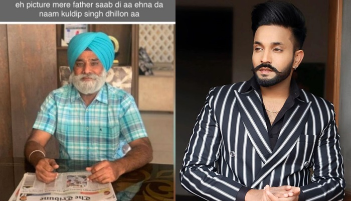 dilpreet dhillon Father missing