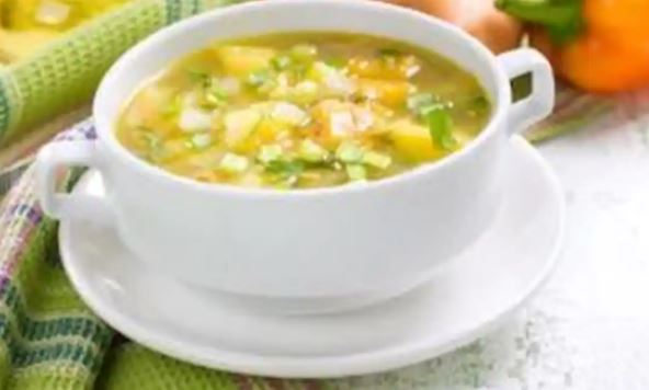 mix veg soup photo