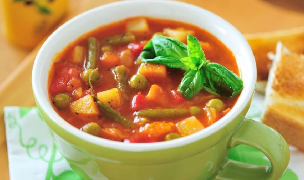 mix vegitable soup