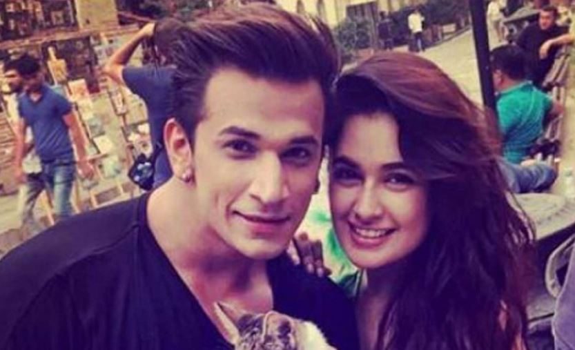 tv couple yuvika and prince